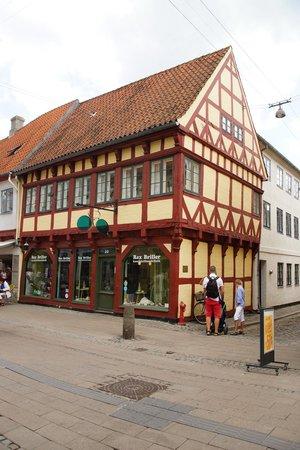 Helsingor Havn: Casette in centro