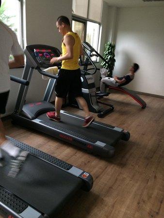 Kaifu Jianguo Hotel: Fitness center