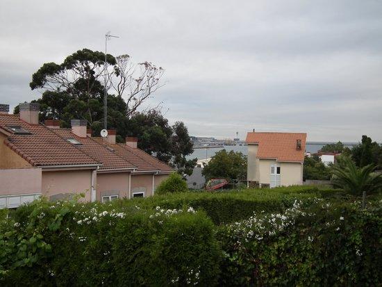 El Pescador: vue depuis notre balcon