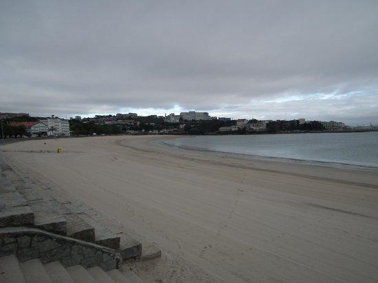 El Pescador: la plage au petit matin...