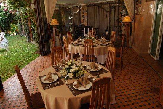 Settat, Marruecos: Villa Thérèse