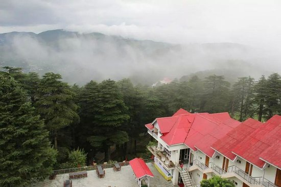 Hotel  Green Top: kingdom of clouds