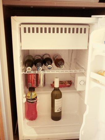 Novotel Sydney on Darling Harbour: fridge