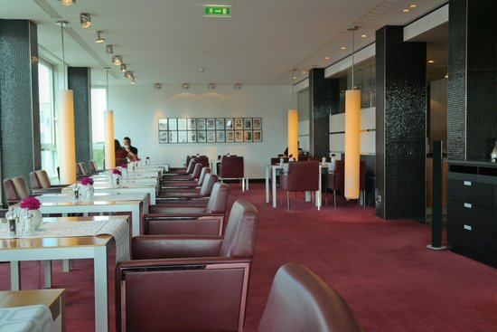 InterContinental Berlin: Club Lounge