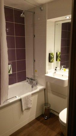 Premier Inn London Tower Bridge Hotel : nice rooms
