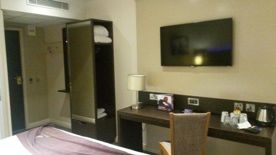 Premier Inn London Tower Bridge Hotel: nice rooms 3