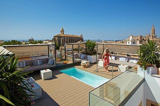 Palma Suites vistas exterior
