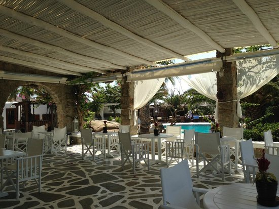 Zephyros Hotel: RISTORAZIONE