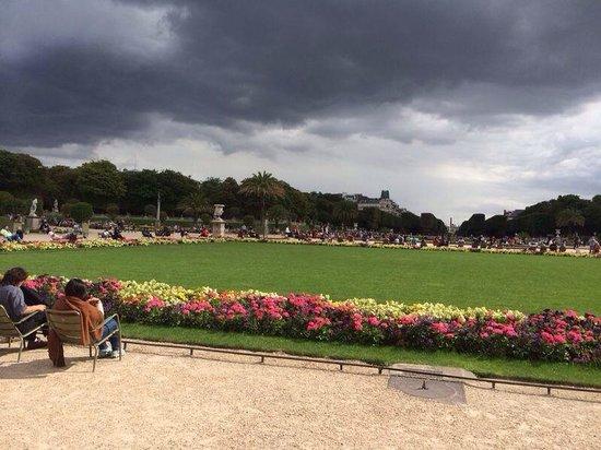 Jardin du Luxembourg : Giardini