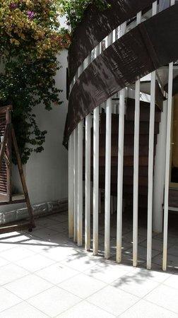 Bitez Garden Life Hotel & Suites: bitez garden widok z pokoju z dopłatą