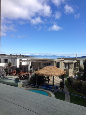 The Reef Resort - Heritage Collection: View from our balcony