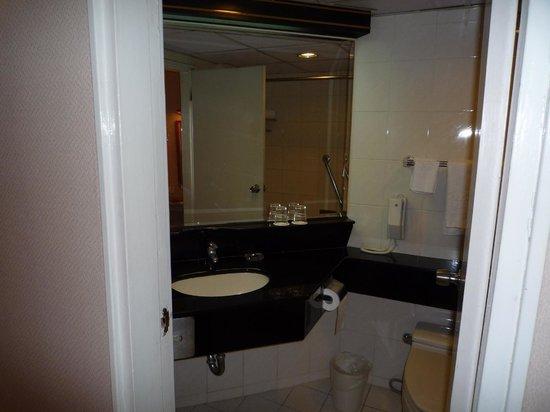 Imperial Hotel Taipei: バスルーム
