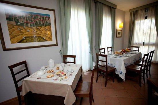 Abacus Hotel: Sala Colazione
