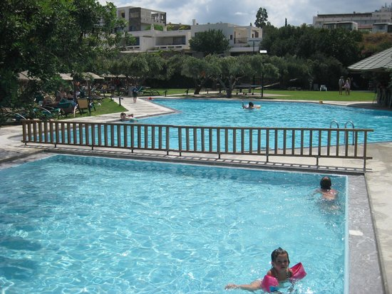 Porto Elounda Golf & Spa Resort : Swimming pools