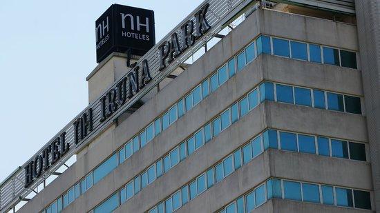 NH Pamplona Iruña Park: Vista general