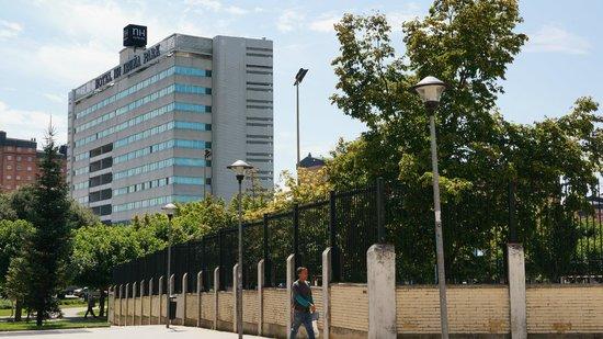 NH Pamplona Iruna Park : Vista general