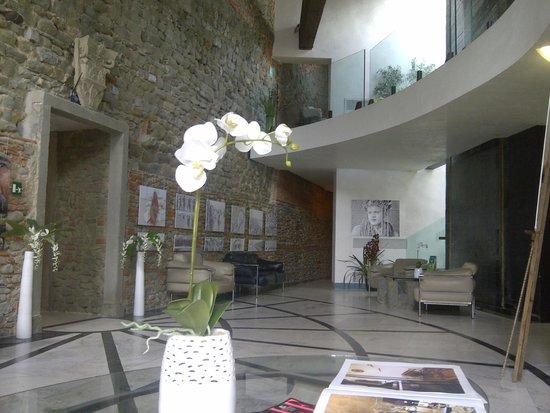 Hotel Villa Casagrande: Interno Hall