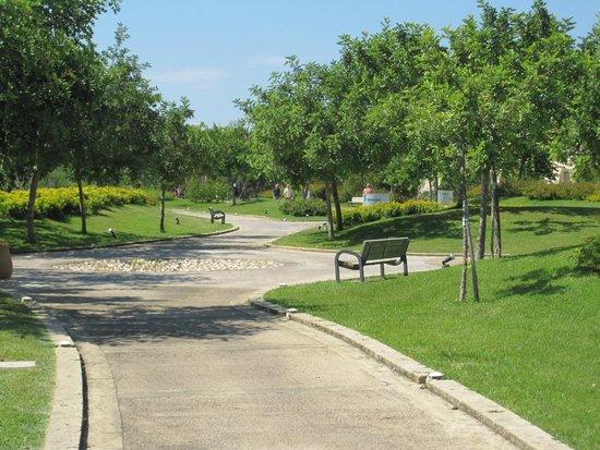 Iberotel Apulia: vialetto vicino le piscine