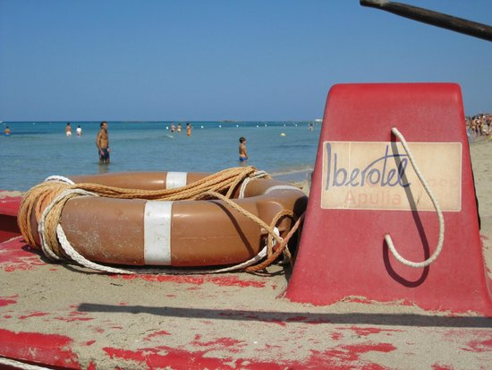Iberotel Apulia: spiaggia Iberotel