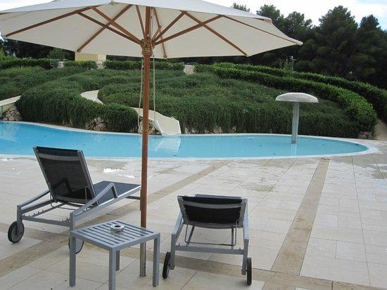 Iberotel Apulia: piscina degli scivoli