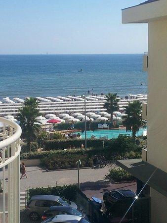 Hotel Ca' Bianca: visuale dalla camera