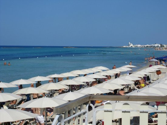 Iberotel Apulia: vista dal bar Scirocco