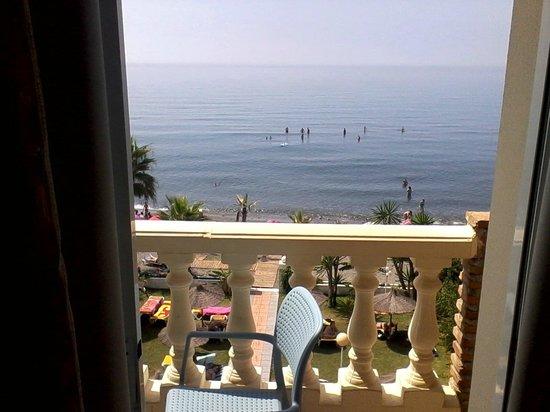 Santa Rosa Hotel : vista desde la habitacion