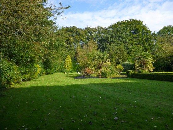 Sniperley Hall: Garden views