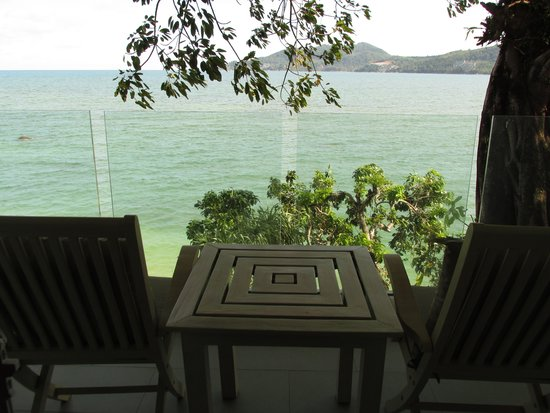 Amari Phuket: View from our room balcony