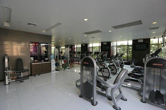 VIE Hotel Bangkok, MGallery by Sofitel: Gym