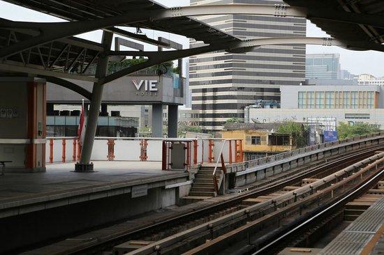 VIE Hotel Bangkok, MGallery by Sofitel: The Vie from the BTS