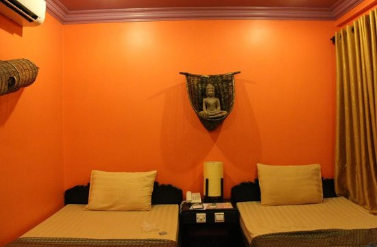 Golden Butterfly Villa: very nice stay