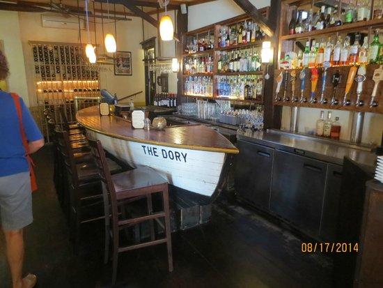The Thistle Inn Restaurant: Dory pub