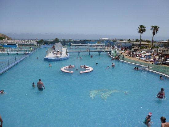 Aquapark Costa Teguise : Swimming pool