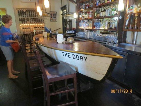 The Thistle Inn: Dory pub