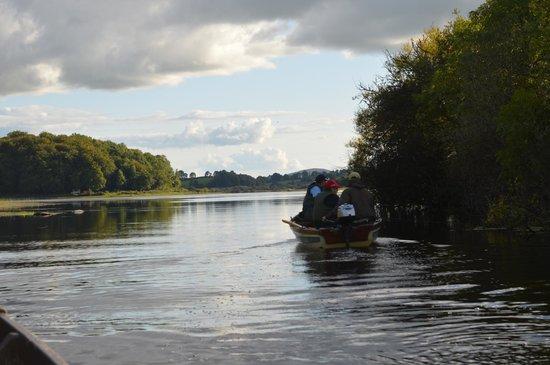 Castlehamilton Estate Cottages: Fishing