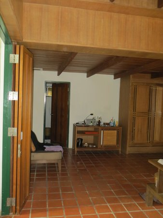Aleenta Hua Hin Resort & Spa : Wohnzimmer