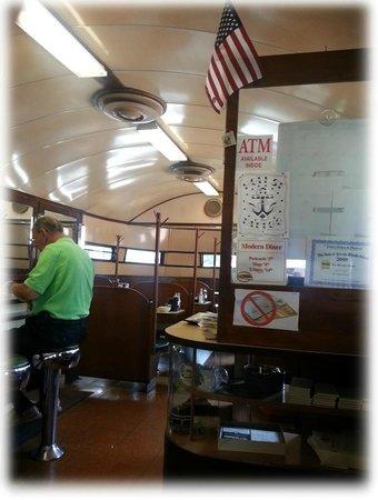 Modern Diner : American Diner Back End