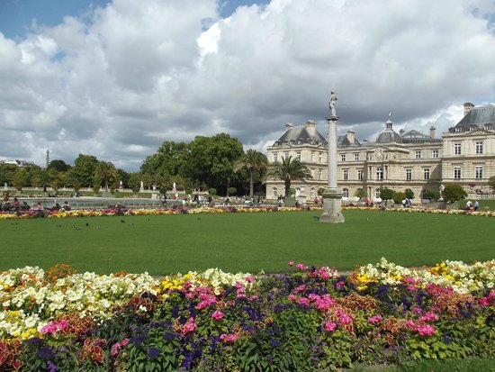 Jardin du Luxembourg : giardino