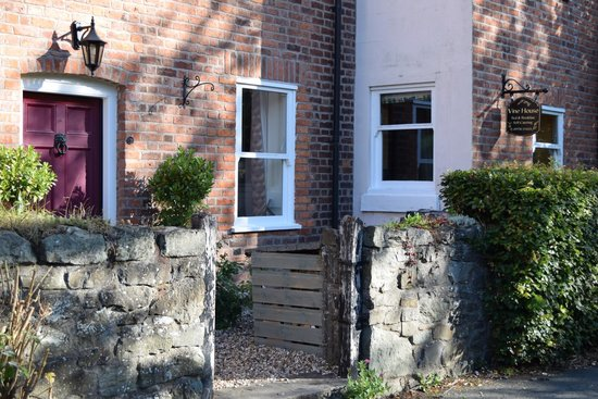 Vine House B&B and Self-Catering: The Vine House