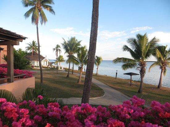 Sheraton Fiji Resort : view from balcony
