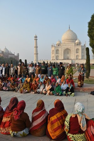 Agra Fort: magique