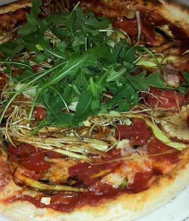 Pizzeria Mum and Dad : La pizza più buona che ho mangiato!