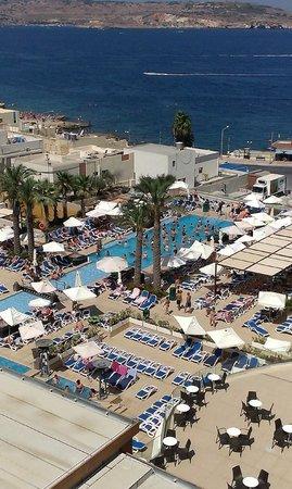 db San Antonio Hotel + Spa: Pool area