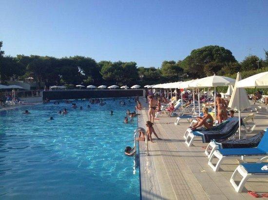 VOI Alimini Resort : Piscina