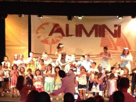 VOI Alimini Resort : teatro