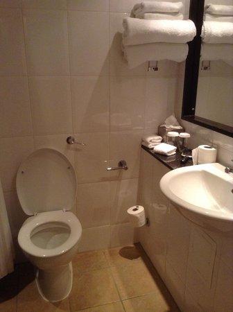 Doubletree by Hilton, Dunblane-Hydro: camera 207 - bagno - dettaglio