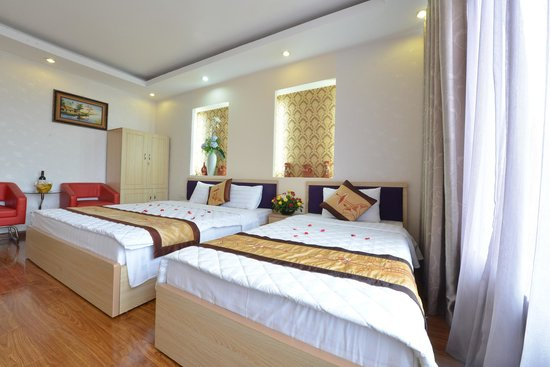 Tu Linh Palace Hotel 2: Deluxe Twin room