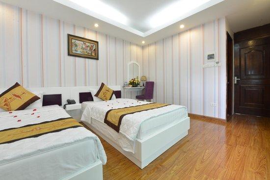 Tu Linh Palace Hotel 2: Superior Twin room