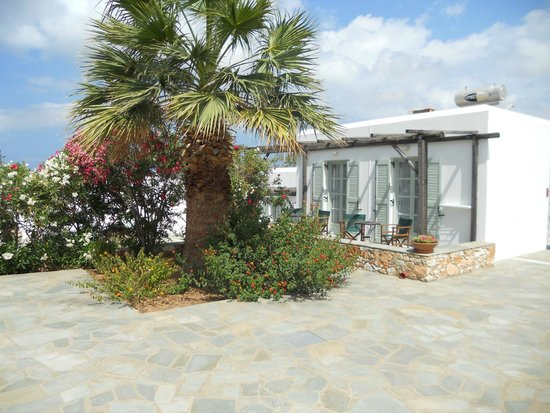 Parosland Hotel : garden